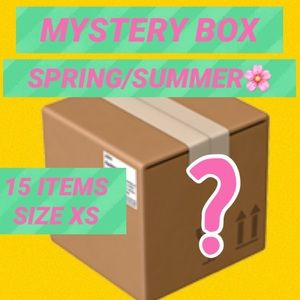 🌸SPRING/SUMMER MYSTERY BOX 15 ITEMS SIZE XS🌸
